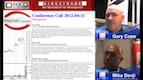 Orko Silver Conference Call 2012-04